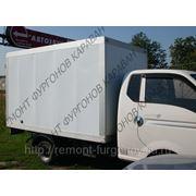 Усиленный промтоварный фургон Hyandai HD производство и продажа