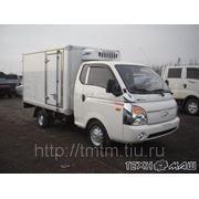 Фургон изотермический Hyundai Porter, 2012 год фото