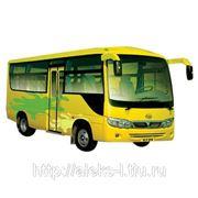 Пригородный автобус Zonda YCK6603 фото