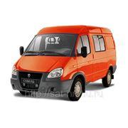 Соболь ГАЗ-2752 комби бизнес (7-местный фургон). Купить Соболь ГАЗ-2752. фото