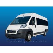Микроавтобус на базе Пежо Боксер (Peugeot Boxer) 22 места (18+4) фото