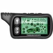 Купить брелок автомобильной сигнализации Tomahawk TZ 9010 в интернет магазине фото