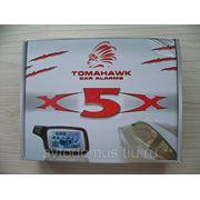 Автосигнализация с автозапуском Tomahawk X5 фото