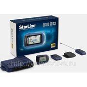Автомобильная сигнализация StarLine A92 Dialog CAN Flex + сирена в подарок фото