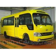 Автобус городской Hyundai County Kuzbass фото