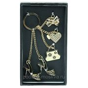 """Брелок для ключей """"Дамские штучки"""" 161531 фото"""
