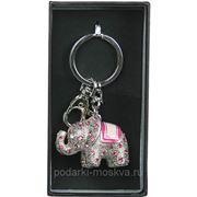 """Брелок для сумочки и ключей """"Слоник"""" 161538 фото"""
