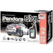 Сигнализация Pandora De luxe 3210 can фото