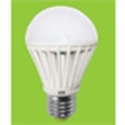 Лампа сд LED-А60-econom 5Вт 220В Е27 4000К 350Лм фото