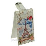 """Брелок багажный """"Эйфелева башня"""" 140110 фото"""