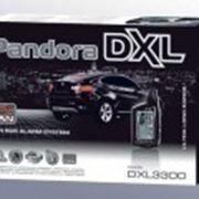 Автосигнализация с автозапуском Pandora DXL 3300 CAN фото