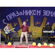 Александр ШАГАНОВ и группа АТАС. фото