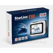 Автосигнализация с автозапуском и обратной связью StarLine E90 фото
