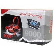 Сигнализация Red scorpio 9000 фото