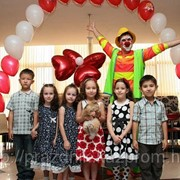 Организация и проведение детских банкетов в кафе фото