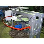 Автоматизированный станок для изготовления подоснов круглых знаков РГС-1200