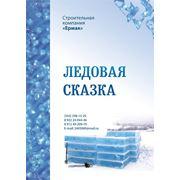 Лед блоками (89222404446) фото