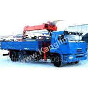 Борт-грузовик Камаз 65117 фото