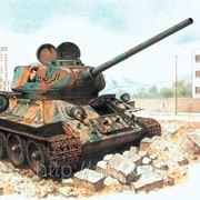 Подарочный сертификат - Вождение танка Т34