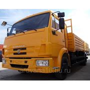 Бортовой КамАЗ 4308-6064-79 фото