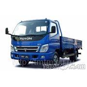Бортовой автомобиль Foton BJ108VDJEA-S (4,7 тонны) фото
