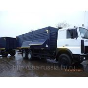 МАЗ-6303А5-340 бортовой зерновоз фото