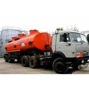 Транспортные услуги перевоз нефтепродуктов ГСМ фото