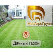 Дачный газон, 20 кг фото