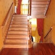 Лестница дизайн D093