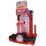 Игровой автомат силомер Kick mania кикбоксинг