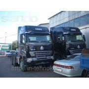 Тягач HOWO A7 (Китай) фото
