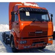 Тягач КАМАЗ 6460-001-63 фото