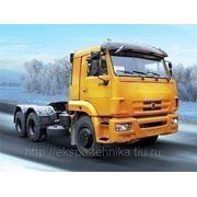 Седельный тягач КАМАЗ-65116 фото