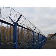 Спиральный барьер безопасности (СББ) «ЕГОЗА» фото