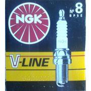 Свечи NGK V-LINE-8 дв. ЗМЗ-406 карбюратор фото