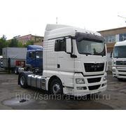 Седельный тягач MAN TGX 18.400 4x2 BLS «XLX» фото