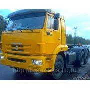 Тягач КАМАЗ 65116-6010-78 фото