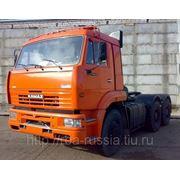 КАМАЗ 6460-011-63 тягач фото