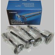 Клапаны впускные к-т (4 шт.; ЗМЗ-402, 511; УМЗ-417, 420, 421) фото