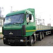 Тягач МАЗ-6430А8-360-020 Пневмо фото