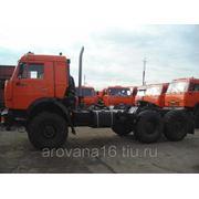 Седельный тягач КамАЗ 44108-910-10 фото