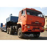 КАМАЗ 65225-022-63 седельный тягач фото