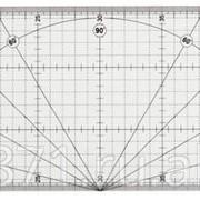 Линейка Olfa разметочная, метрическая, 150х600мм фото