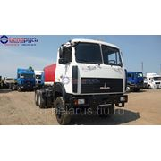 тягач маз 6х6 на двухскатной ошиновке МАЗ-6425Х9-433-000 с двигателем Евро 4 мощностью 420 л.с. фото