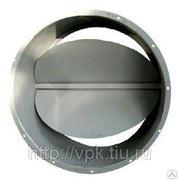 Клапан лепестковый самооткрывающ. КЛС 00.000 d=315 - 633 фото