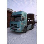 Донг Фенг, тягач 6х4, 2007 г. в фото