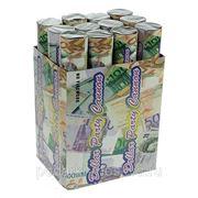 """Бумфети """"Евро"""" 30см в дисплее, бумага 95015 фото"""