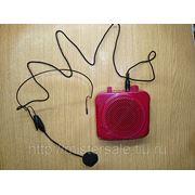 Мегафон на пояс ELECTRO MAX N-87 10-15 Вт с USB и с SD входами фото