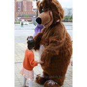 Ростовая кукла Медведь фото