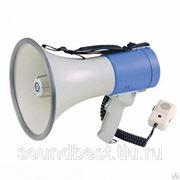 SHOW ER66SDR мегафон ручной 25 Вт, выносной микрофон, сирена, 12 В фото